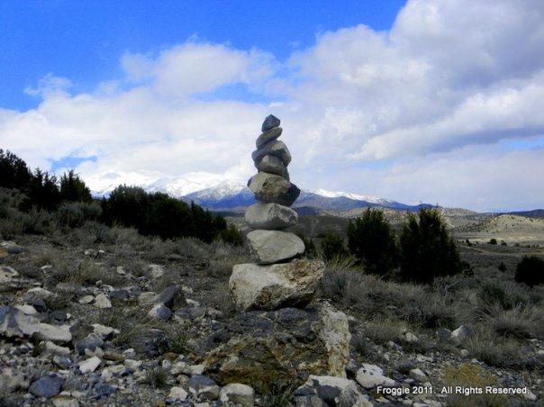 west desert cairns
