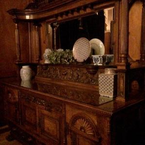 Ornate Antique Furniture