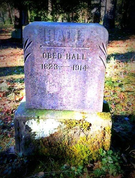 Obed Hall 1823-1914