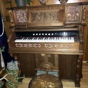 Main Room Organ