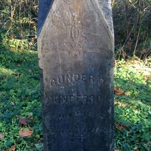 Gunder Gunderson 1888-1904