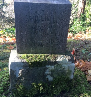 Maria Helgason 1897-1910