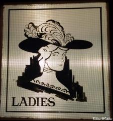 First floor ladies room