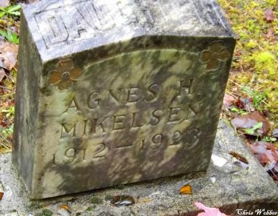 Agnes Mikelsen 1912-1923