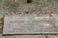 Alfred Sedgwick 1894-1960