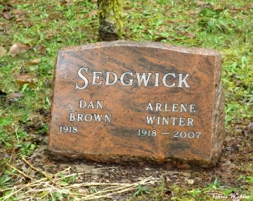 Dan and Arlene Sedgwick