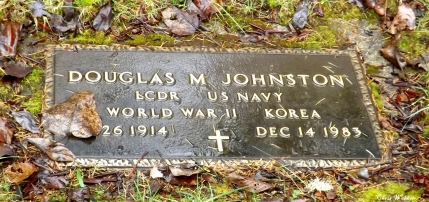 Douglas Johnson 1914-1983