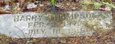Harry Thompson 1877-1916