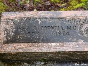 Inez Cornell MD 1898-1974
