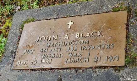 John Black 1891-1971