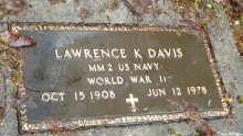 Lawrence Davis 1908-1978
