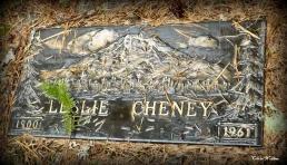 Leslie Cheney 1900-1961